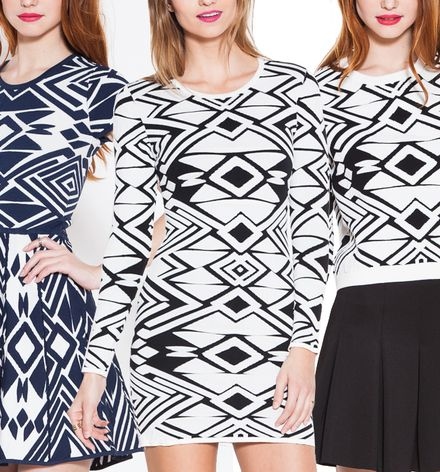 Tribal & On-Trend: 10 Globally Chic Pieces