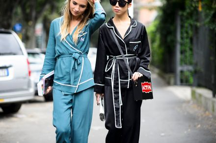 6 Perfect Pajama Looks You Can Wear Out on the Town