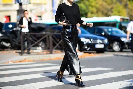20 Ways To Wear All-Black