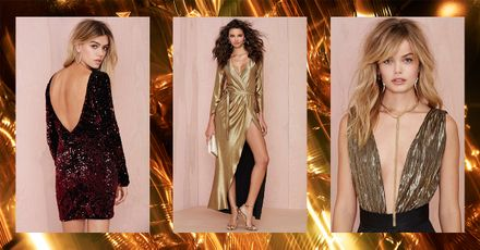 Nasty Gals Party Harder: Disco Glam