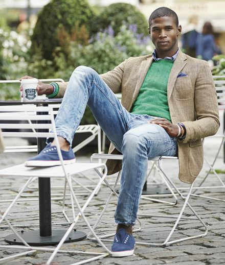 Embrace Preppy Style (While Keeping it Modern)