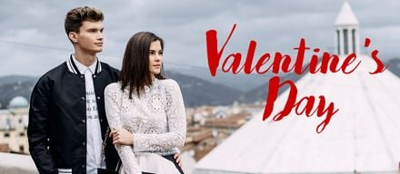 Love is in the air at LUISAVIAROMA