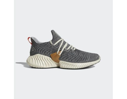 6160eae54362d Lyst - adidas Alphabounce Instinct Shoes in Gray for Men