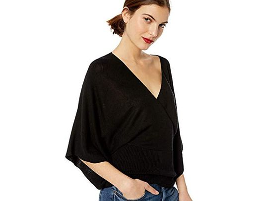 36a95706b07 Bailey 44 Eye In The Sky Kimono Sweater in Black - Save 70% - Lyst