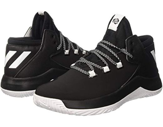 eee2cc109aab5d adidas D Rose Ace 2 Basketball Shoes in Black for Men - Lyst