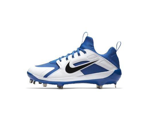 e0710516c5658 Lyst - Nike Alpha Huarache Elite Low Men s Baseball Cleats in Blue ...