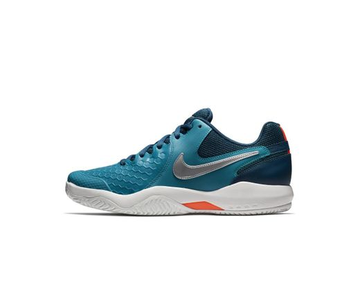 4aed1b82dc30 Lyst - Nike Court Air Zoom Resistance Hc Men s Tennis Shoe in Blue ...