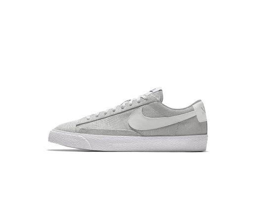 sale retailer d5c47 e2bbc Lyst - Nike Blazer Low Premium Id Men s Shoe in White for Men