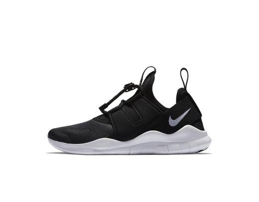 cbf15838cab2f Lyst - Nike Free Rn Commuter 2018 Women s Running Shoe in Black
