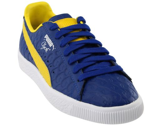 1b7404917835c7 PUMA Clyde Atlanta Fm in Blue for Men - Lyst