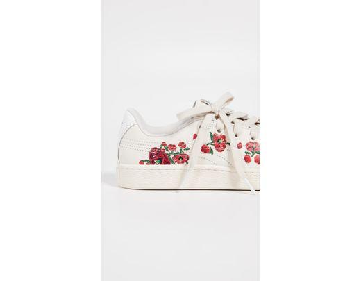 87a22bfab25 PUMA X Sue Tsai Basket Crush Sneakers - Save 30% - Lyst
