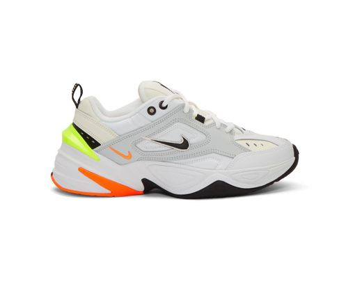 01a5d0dc3a Nike M2k Tekno in White for Men - Save 31% - Lyst
