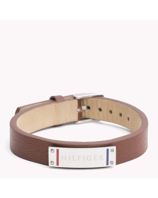 Tommy Hilfiger | Multicolor Leather Bracelet for Men | Lyst