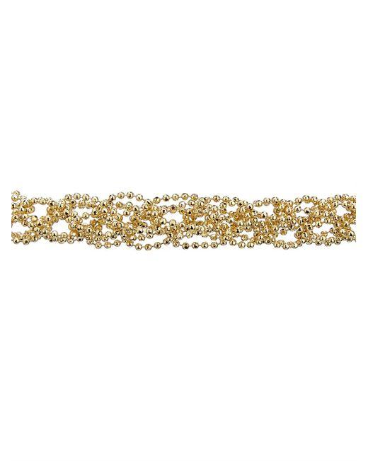 Rosantica By Michela Panero   Metallic Itaca Crochet Chain Pendant Necklace   Lyst