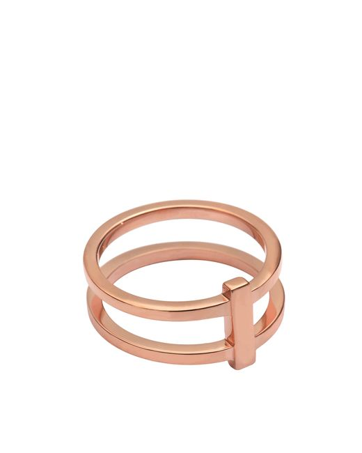 Maria Black | Pink Row Ring | Lyst