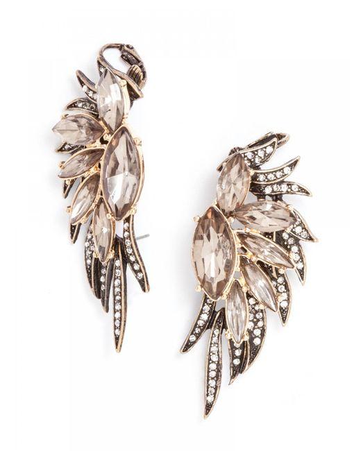 BaubleBar | Multicolor Phoenix Wing Ear Cuffs-gray | Lyst