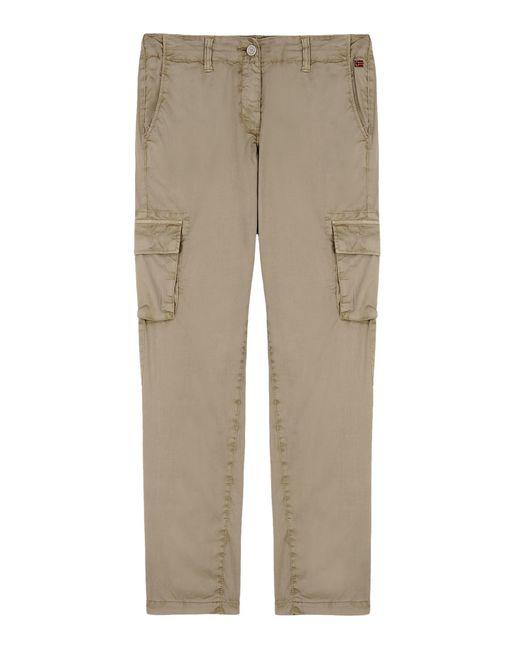 Lastest Cargo Pants In Beige For Men Camel  Lyst