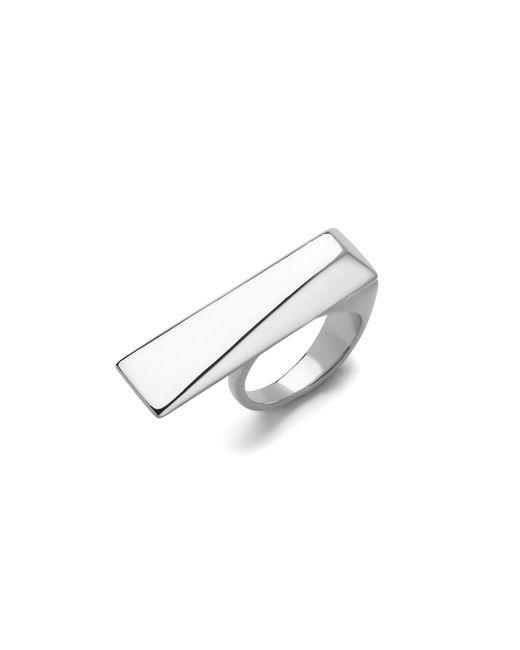 Diane von Furstenberg | Metallic Geometric Ring | Lyst