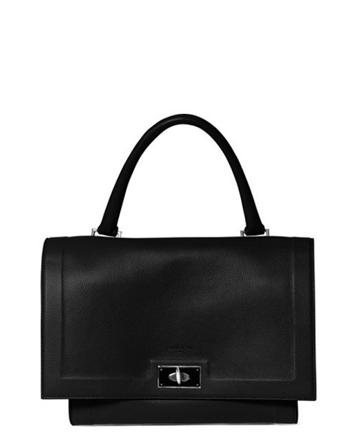 Givenchy | Blue 'small Shark Tooth' Leather Satchel | Lyst