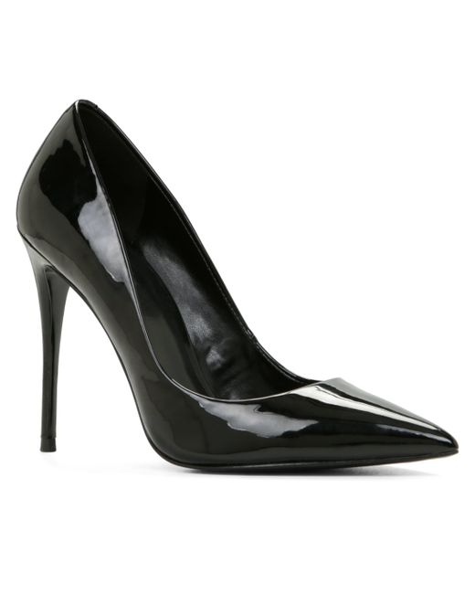 ALDO   Black Stessy High Heel Courts With Pointy Toe   Lyst