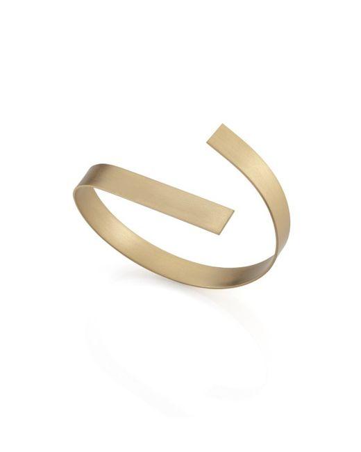 Noritamy | Metallic Small Obi Bracelet | Lyst