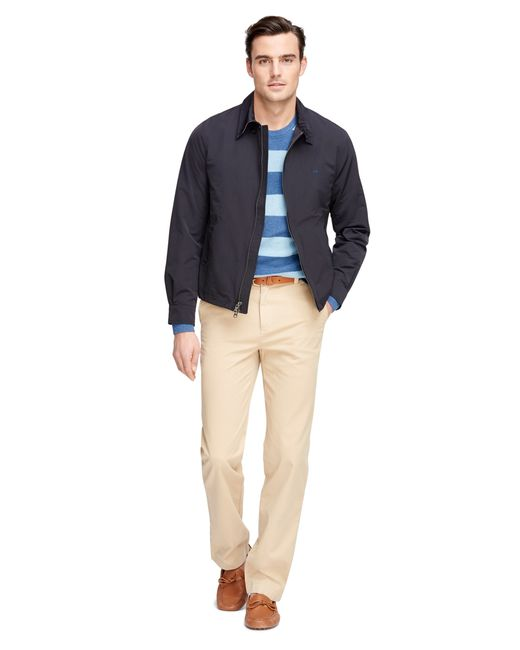 Brooks Brothers | Natural Clark Fit Garment-dyed Chinos for Men | Lyst