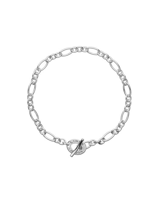 Links of London | Metallic Signature Xs Charm Chain Bracelet-s | Lyst