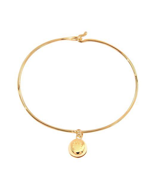 Aurelie Bidermann | Metallic Fine Jewellery - 18k Telemaque Bangle | Lyst
