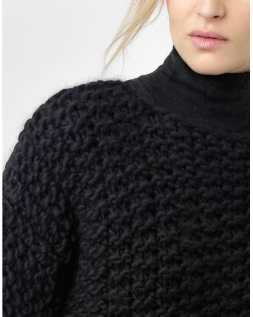 Wool And The Gang | Black Shelly Tunic | Lyst