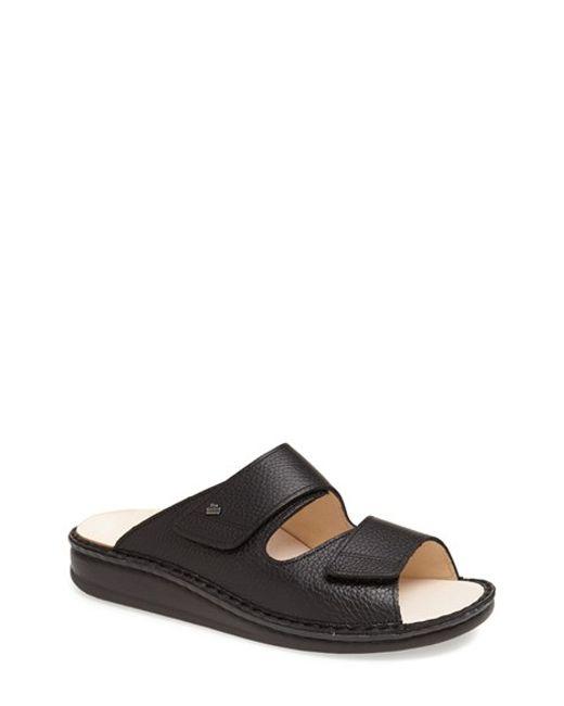 Finn Comfort   Black 'riad' Sandal for Men   Lyst