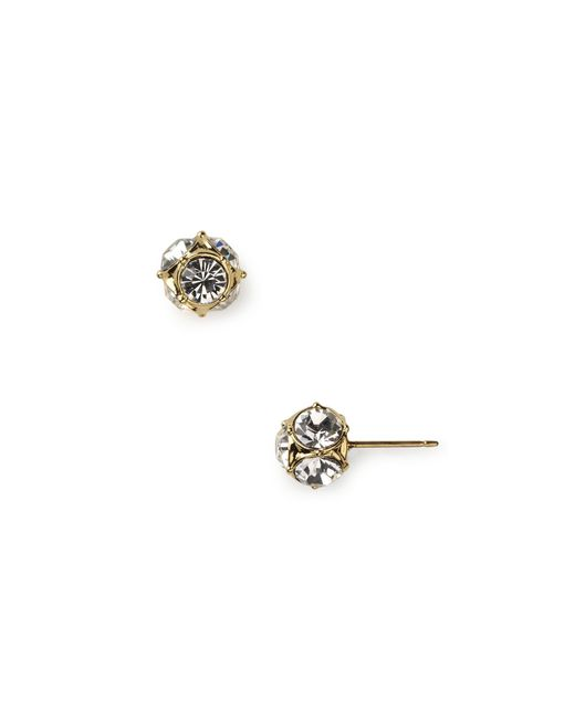 Kate Spade | Metallic Lady Marmalade Stud Earrings | Lyst