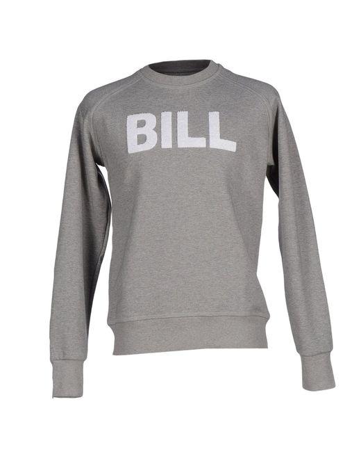 Billtornade | Gray Sweatshirt | Lyst