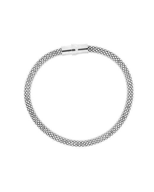 Azendi | Metallic Five-strand Rope Bracelet | Lyst