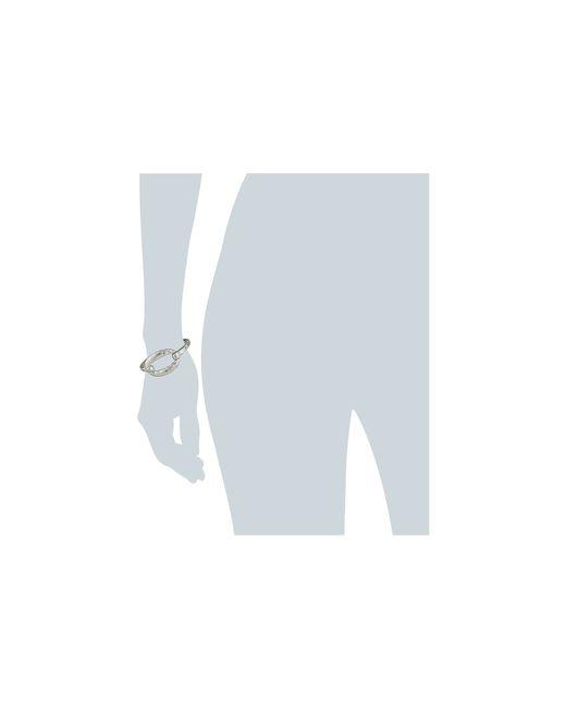 The Sak | Metallic Get Connected Organic Oval Spring Bracelet | Lyst