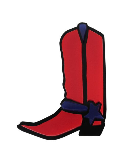 Corto Moltedo | Red Boot Brooch | Lyst