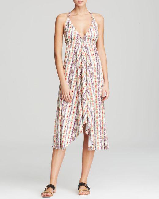 Pilyq   Multicolor Sunbeam Dress Swim Cover Up   Lyst