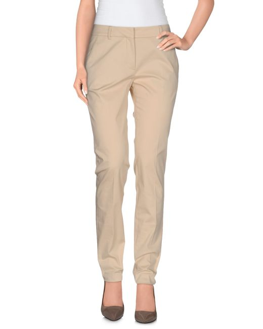 Incotex | Natural Casual Pants | Lyst