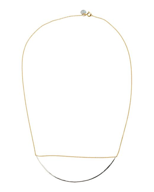 Fay Andrada   Metallic Necklace   Lyst