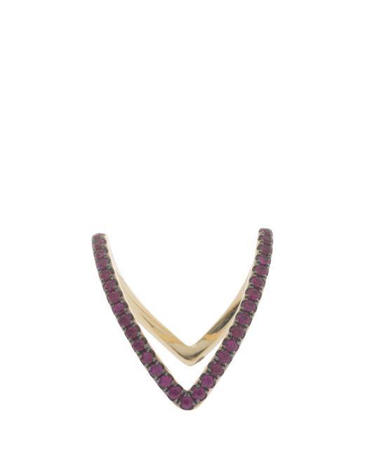 Yvonne Léon | Purple Les Vivianes Ring | Lyst