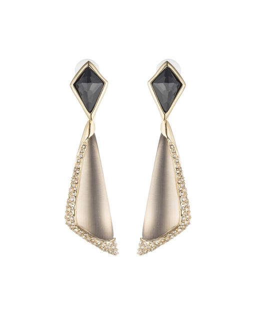 Alexis Bittar | Gray Encrusted Pave Clip Earring You Might Also Like | Lyst