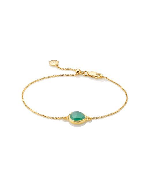 Monica Vinader | Metallic Siren Fine Chain Bracelet | Lyst