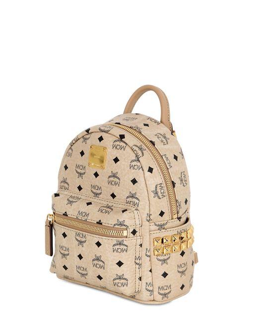 MCM | Natural Stark Backpack | Lyst