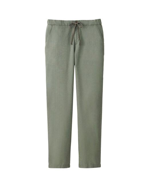 Creative Uniqlo Women Leggings Pants In Green DARK GREEN  Lyst