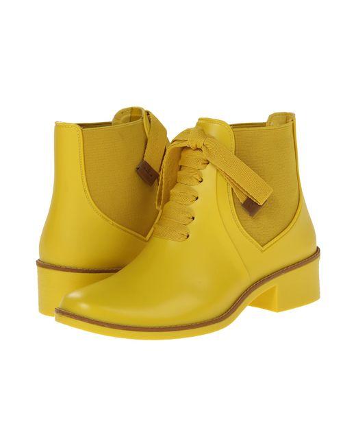 Bernardo | Yellow Lacey Rain | Lyst