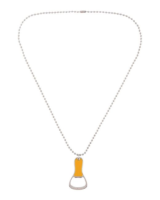 DSquared² | Yellow Necklace | Lyst