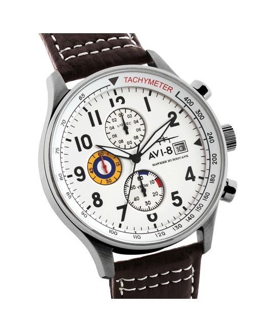 AVI-8   Brown Hawker Hurricane Watch for Men   Lyst