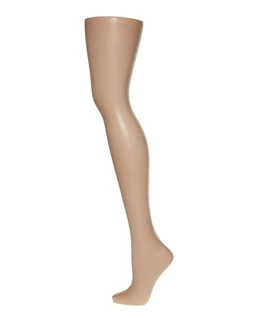 Pretty Polly | Natural 8D Sandal Toe Tights | Lyst