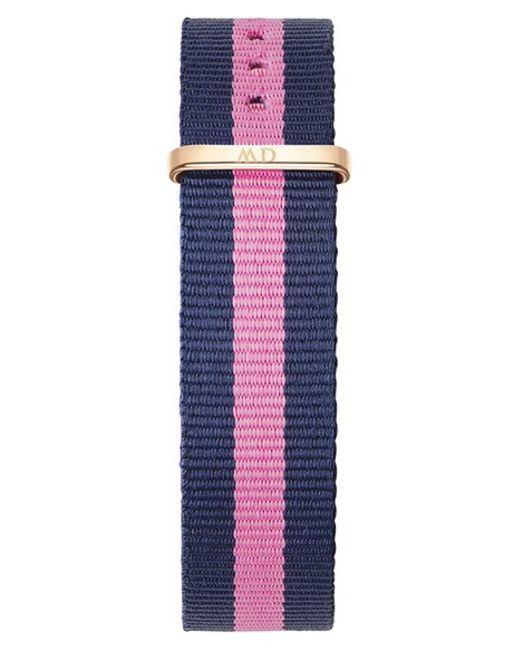 Daniel Wellington | Pink 'classic Winchester' 18mm Nato Watch Strap | Lyst
