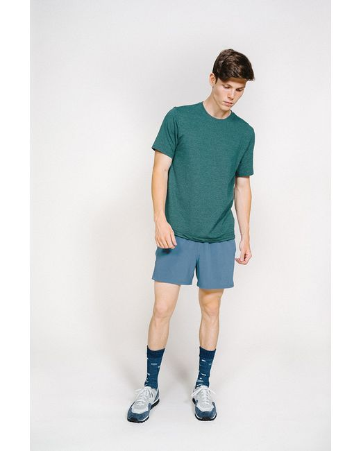 Outdoor Voices | Green Flatiron Tee for Men | Lyst