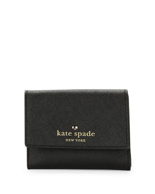 Kate Spade | Black Cedar Street Tavy Wallet | Lyst